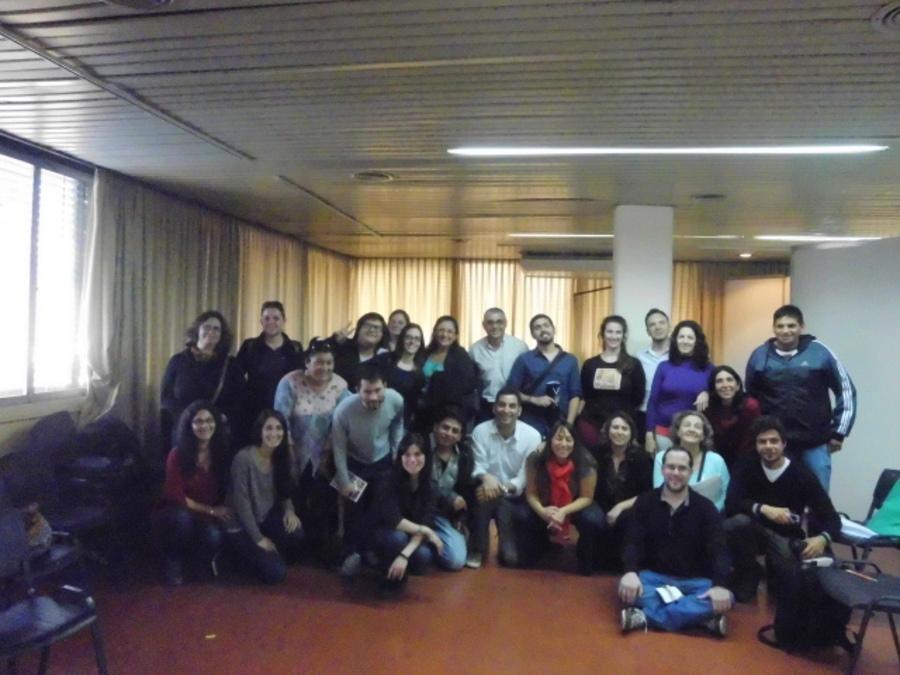 El LINTI estuvo presente en VI Congreso Nacional de Extensión Universitaria 10
