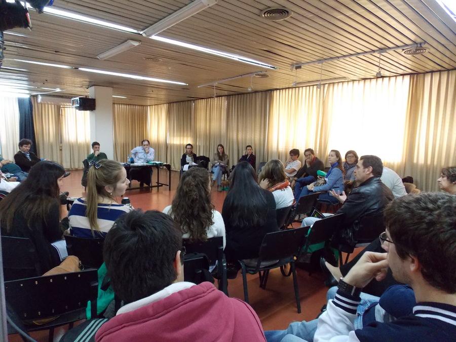 El LINTI estuvo presente en VI Congreso Nacional de Extensión Universitaria 2