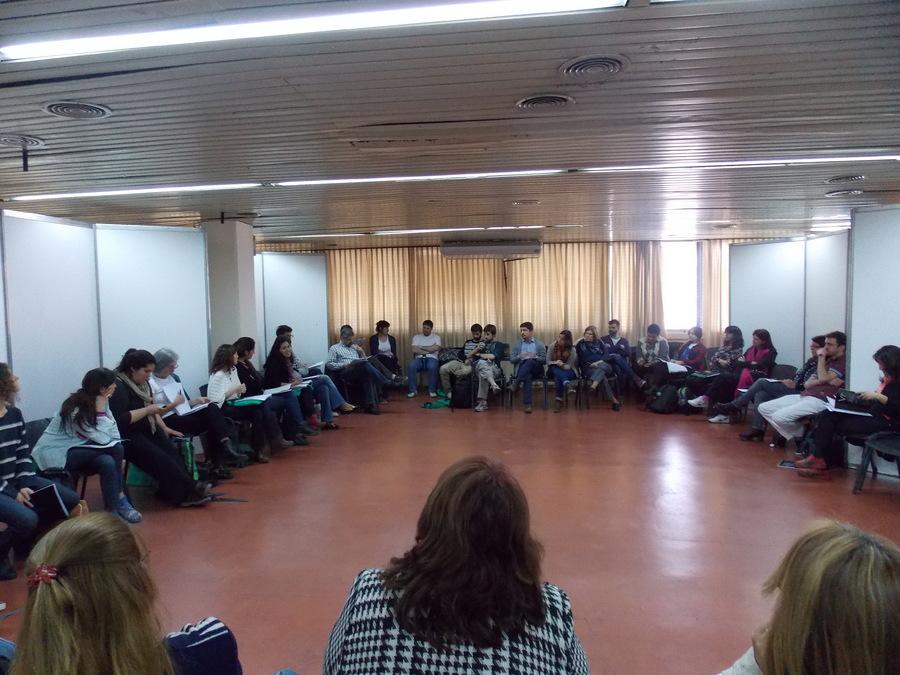 El LINTI estuvo presente en VI Congreso Nacional de Extensión Universitaria 3