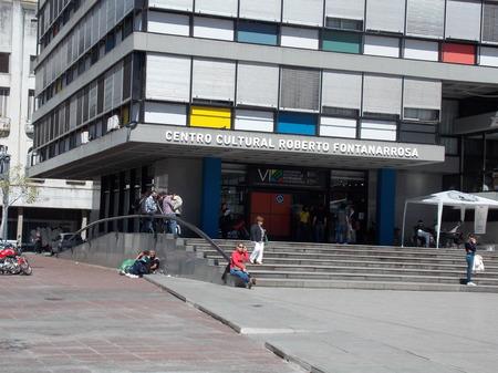 El LINTI estuvo presente en VI Congreso Nacional de Extensión Universitaria 5
