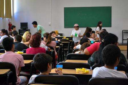 """Jornada de cierre del proyecto """"El barrio va a la Universidad: por una Universidad inclusiva"""" 3"""