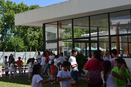 """Jornada de cierre del proyecto """"El barrio va a la Universidad: por una Universidad inclusiva""""  5"""