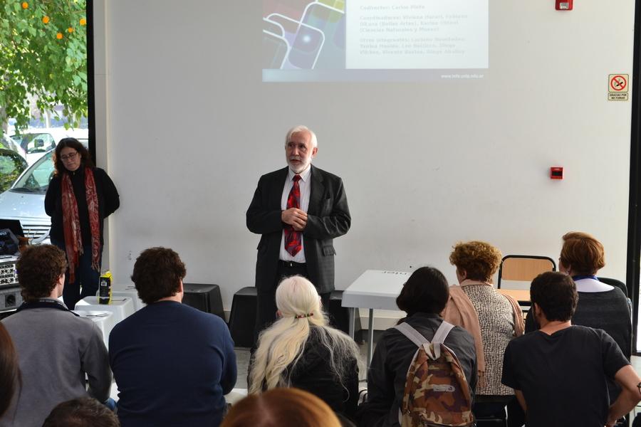 Se realizó el 2do Encuentro de Extensionistas en la Facultad de Informática 3