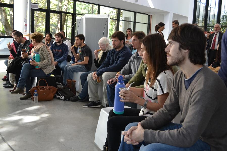 Se realizó el 2do Encuentro de Extensionistas en la Facultad de Informática 5